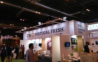 Fruit Attraction: 44 empresas portuguesas promovem-se em Madrid